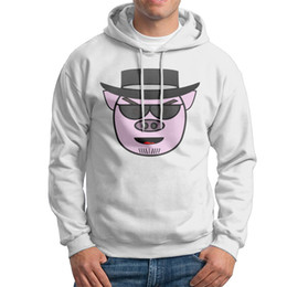 Wholesale Global Selling - Global sell 100% cotton gray sweatshirts tide street hip hop pop top men O-neck pullover hoodies 3 colors good free shipping