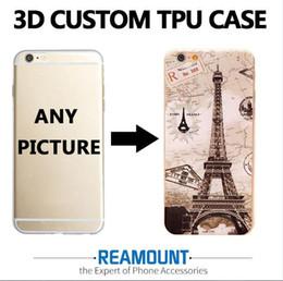 Wholesale Aztec Plastic - 204 pcs Embossed Aztec Animal Elephant Chimpanzee Cat Deer Phone Case For iPhone 7 5 5S SE 6s 6Plus 7Plus Fundas