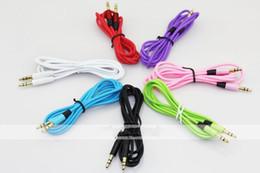 Устройство rca онлайн-Aux кабель вспомогательный кабель 3,5 мм между мужчинами аудио 1.2 м стерео автомобильный кабель-удлинитель для цифрового устройства 100 шт. / УП