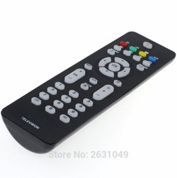 Wholesale Philips Remote Controls - Wholesale- not need set remote control universal suitable for philips TV smart lcd led HD 42PFL7422 47PFL7422 RC 2023601 01 rc2023617 01