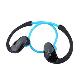 Wholesale Bluetooth Phone Dacom - Dacom Athlete G05 Bluetooth 4.1 headset Wireless headphone sports stereo earphone with microphone & NFC For iPhone 7 Galaxy S8