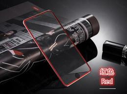 Canada Protecteur d'écran en verre trempé pleine couverture Design en alliage de titane pour bord incurvé 3D ultra-mince cheap iphone screen protector designs Offre