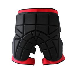 Wholesale Impact Pro - Wholesale- 1PCS Pro Outdoor Protective Hip Padded Shorts Snowboard Skiing Skating Impact Protection 2 Color#