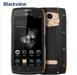 """Wholesale Waterproof Phone India - DHL Free Shipping Blackview BV7000 Pro IP68 Waterproof Android6.0 MT6750T Octa Core 4GB+64GB Mobile Phone 5.0"""" FHD Fingerprint 4G Smartphone"""