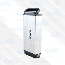 Wholesale 36v Lithium Battery - Hot Sales Rack Mounted Ebike Battery 36V Powerful Li-ion 18650 Electric Bike 36V 15Ah with 42V 2A charger for 500W Motor