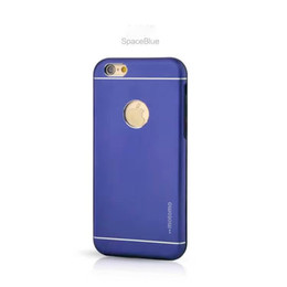 Wholesale Cover Follows - new MOTOMO kong armor bumpers Mobile phone drop protection shell injection tpu back cover type following
