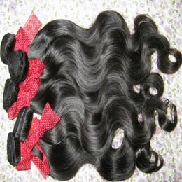 sedoso onda de tejido de pelo Rebajas Calidad superior Gran diversión Sin procesar Virgin Filipino Body Wave Hair 4pcs / lot Prevenir tejido sedoso Ahora