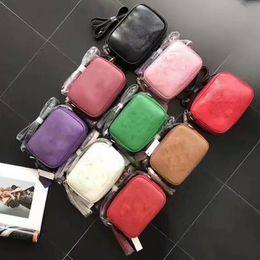 Wholesale Tassels For Handbags - Genuine Leather crossbody bag for women tassel bag real leather handbags flap messenger bags chain shoulder bags famous brands G