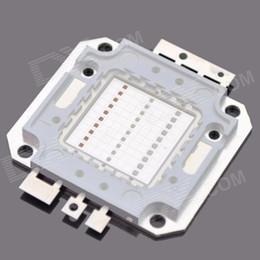 2019 rgb perlen Großhandels-5pcs / lot DIY Chip der hohen Leistung 30W RGB Intergared LED bördelt Modul-Emitter-Diode Freies Verschiffen günstig rgb perlen