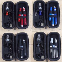 Wholesale Starter Kit Mah - 3 in 1 Vape Starter Kits Evod 510 Battery 650 mAh 900 mAh 1100 mAh Vape Pen MT3 for Vapor Oil Ago Dry Herb Glass Globe Wax Wee Vaporizer Kit