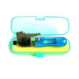 Wholesale Klom Lock Pick Tools - Genuine KLOM 7 Pin 7.5mm 7.8mm Tubular Lock Pick Set Locksmith Tools Adjustable Manipulation Lockpick Tool