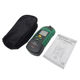 bodensuche metalldetektor Rabatt Freeshipping 3 in 1 Multi-function Stud Metal AC Voltage Scanner Detector Tester Thickness Gauge w  NCV Test