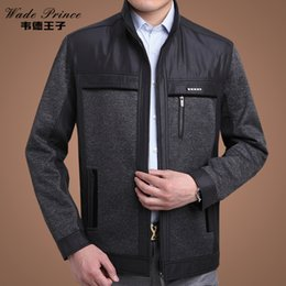 Wholesale Collar Hombre - Wholesale- 2016 spring new jacket men casual stand collar thin coat veste homme jaqueta masculina chaquetas hombre