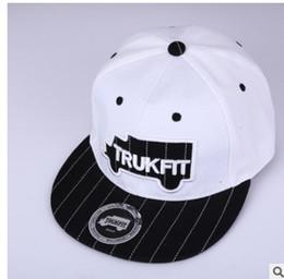 Wholesale Trukfit Flat Caps - Grey black TRUKFIT Truk Snapback Men's fashion plain snap back hats trukfit women caps,buy Cheap Trukfit Snapback from Best Store