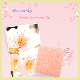 Wholesale Essences For Soaps - The Foam shop cherry blossom soap 75 g essence of the natural take bath and hand washing soap skin tender and smooth