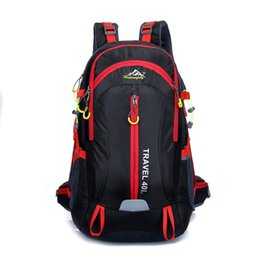 Wholesale Sport Travel Gym Bags - New Outdoor Sport Knapsack Multifunction Backpack Hiking Camping Sport Cycling Bags Men Women's Backpack Trekking Mountaineer Casual Travel
