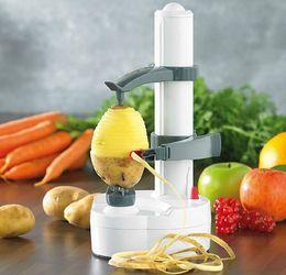 Wholesale Peel Apples - New Peeler Peeling Machine Fruit Apple Potato Electric Automatic Multifunction Electric Fruit Peeler Potato Peeler LLFA