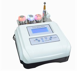 Wholesale Portable Needle Mesotherapy - Portable no-needle mesotherapy machine for facial skin care facial lifting