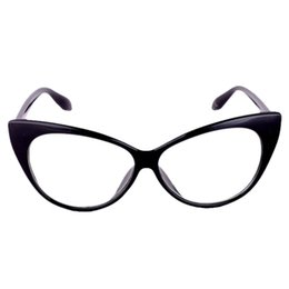 Wholesale Mirrored Nerd Glasses - Wholesale-DSGS NEW STYLE Lovely Unisex Clear Lens Nerd Geek Glasses