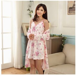 Wholesale New Arrival Fashion Sexy Women Nightgown Hot Sale For ladies for summer autumn Pajamas Sleepwears freeshipping