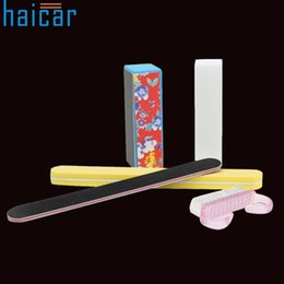 Wholesale Wholesale Professional Acrylic Powder - Wholesale- Best Deal Haicar 1 Set Professional Primer Acrylic Powder Nail Art Buffer Block Sanding File Polishing block Tools Tips Kits
