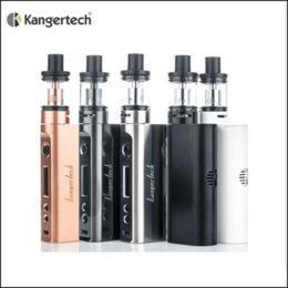 Wholesale Evic Starter - Authentic Kanger Subox Mini C Starter Kit with Kbox Mini-C 50w 3ml Top Fill Kangertech Protank 5 Atomizer vs Topbox Nano eVic Aio DHL Free