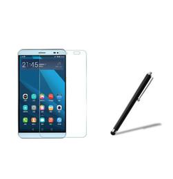 """Huawei honor screen guard онлайн-Матовые защитные пленки для экрана Противобликовые защитные матовые защитные пленки + 1x стилус для Huawei Honor X2 MediaPad X2 7 """"7inch Tablet"""