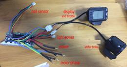 24V36V48V350W Écran LCD avec accélérateur EBS frein mini contrôleur de taille pour vélo de fibre de carbone de scooter électrique vélo pliant ? partir de fabricateur