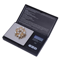 Wholesale Gold Jewelry Scale - Mini Pocket Digital Scale 0.01 x 200g Silver Coin Gold Jewelry Weigh Balance LCD Electronic Digital Jewelry Scale Balance