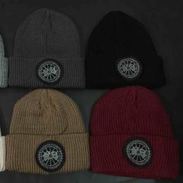 Wholesale Designed Beanies - Newest 50 Design choice winter beanies for Boy girl brand hat keep warm knitted warm Hat Skullies Beanies for men women