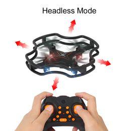 Wholesale Simulator 3d - Wholesale- Remote Control 2.4G Mini 4CH 6-axis RC Quadcopter Drone 3D Flips Headless Mode Altitude Hold Simulators #JD828