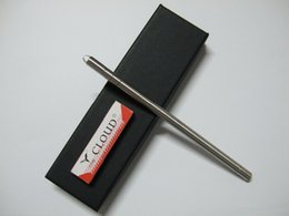 Wholesale Brow Shapes - Salon Magic Engraved Pen Stainless Steel Razor Pen eye-brow shaping Razor New Arrvie