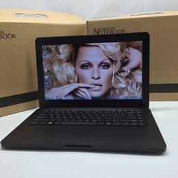 Wholesale Cheap Quad Core Laptop - Cheap 13.3inch laptop windows7 8 10 8G+500G+64GB SSD In-tel J1900 Quad core PC notebook tablet WCDMA3G HDMI 1.99GHz computer