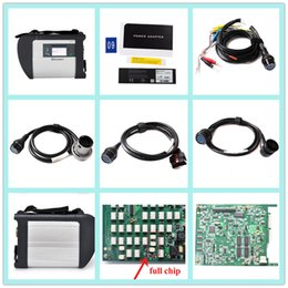 Wholesale Pcb Hdd - Full Chip PCB MB Star C4 support Multi-Languages without Hdd with WIFI for cars and trucks for benz diagnostic tool DHL free