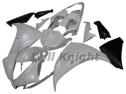 Wholesale Black Body Molding - Motorcycle Frame Injection Mold Complete Body Fairing Kit for YZF1000 YZF R1 2009 2010 2011 White Black ABS Injection Molding