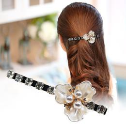 Wholesale Korean Hair Accessories Bow Fashion - Woman headdress hair Colorful plaid (jewelry) Korean Bow Hair Barrette fashion jewelry Korea headdress Han van A0325