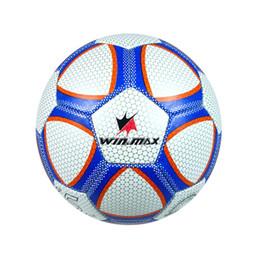 Argentina Nuevo diseño Formación profesional Fútbol estándar Fútbol económico y duradero Máquina cosida Balón de fútbol Fútbol sin pintura oficial Suministro