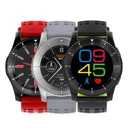 Wholesale Sms Control - New GS8 Smart Watch Bluetooth 4.0 SIM Card Call SMS Remind Heart Rate Blood Pressure Pedometer Smart Watches for Android IOS