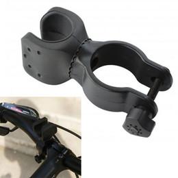 2019 пластиковые велосипедные педали Новый 360 градусов вращающийся твердый U-модель велосипед держатель лампы велосипед фонарик клип Оптовая