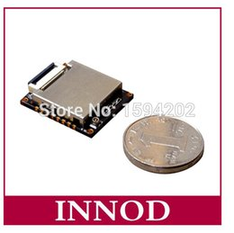 módulo leitor rfid Desconto Atacado-? Pequeno rs232 rfid reader module Antena embutida para sistemas freshtrack