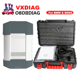 Wholesale c4 scanner - New VXDIAG Multi Diagnostic Tool For BMW & BENZ 2 in 1 Scanner Without HDD Powerful than MB STAR C4 ICOM A2 ICOM A3 ICOM NEXT