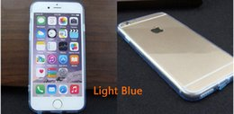 Wholesale Cheap White Cell Phone Cases - For Apple iPhone 6S Cell Phone Cases Clear Fitted Case Dirt-resistant Cheap Moble Phone Cases 2016 HOT Cases