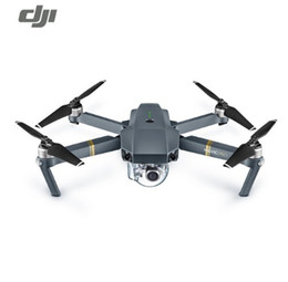 Wholesale Remote Controlled Flight - In stock!!!Newest DJI Mavic pro drone fly more combo with 4K video 1080p camera rc helicopter 27 mins Flight timDJI Mavic Pro