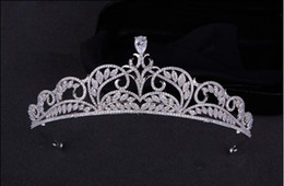 Wholesale High End Crowns Tiaras - the new high-end Bridal Tiara, diamond crown jewelry wholesale, free delivery