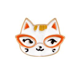 Épingles à broches en Ligne-Anime japonais Livre des amis de Natsume Nyanko-sensei Broches à chat Broches épinglettes Mignon bijoux Sac à chapeau Accessoires