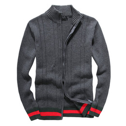 Wholesale Double Knitting Wool - NEW POLO Sweaters Free shipping high quality mile wile polo brand men's twist sweater knit cotton sweater jumper pullover POLO sweater men