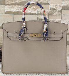 Wholesale Togo Bags - bag shoulder wholesale handbag women 40cm tote lady new arrive purse IT UK France CA wallet Togo Epsom genuine leather bag Paris US
