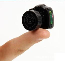 Wholesale Pocket Pc Camera - Wholesale-FREE SHIPPING Hot Sale Mini Smallest HD Video Camera Mini Pocket DV DVR Portable Camcorders Micro Digital USB PC Web Camera