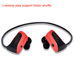Wholesale Sport Mp3 Player W262 - Wholesale- Wholesale New Real 8GB MP3 Player for Son W Series Sport Walkman NWZ W262 Reproductor Mp3 8G Free Music Download Headphones