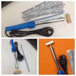 Wholesale Audi Pixel Repair - Electric Iron Gun Welding Soldering Iron Tool for LCD Pixel Repair Ribbon Cable for BMW Free Shipping